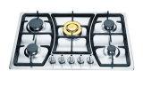 Ghisa del Cookware dell'elettrodomestico 2017 costruito in fresa Jzg5868 del gas