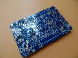 Zware PCB 1.6mm 3oz Raad 373 van het Koper van PCB van het Masker van de Raad van de Kring Blauwe