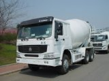 Concrete Vrachtwagen Mxer (Reeks HOWO)