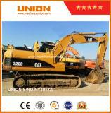 Usa Caterpillar 320d excavadora de cadenas de oruga Cat excavadora 320D