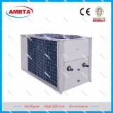 Condicionador de ar do refrigerador do glicol e bomba de calor