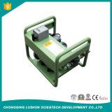 Máquina limpia del petróleo portable
