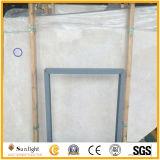 Personalizzare la pavimentazione di marmo di pietra beige bianca della Turchia Aran, mattonelle della parete