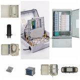 Plastic ABS Doos voor het Optische Systeem van de Vezel van de Telecommunicatie