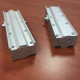 Deslizar el tipo de aluminio muelles de puerta de la pista hasta 60kg