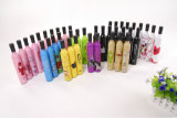 Paraguas barato promocional de la botella de la dimensión de una variable del vino del regalo