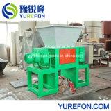 El eje de cuatro tiras de la máquina para plásticos, residuos, el barril, , Metal, madera