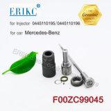Erikc F00zc99045 Kit de Reparos Bosch Foozc99045 Kit de recondicionamento completo 045 F 00z C99 045 kit injetor para a Mercedes-Benz 0445110196 0445110195