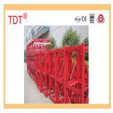 Frequenz-Gebäude-Hebevorrichtung Wuxi-Huake Tdt/Passerger materielle Hebevorrichtung