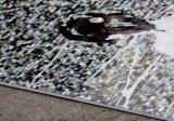 Cinzelando a matriz do mosaico do escudo do material de construção do mosaico de Preal
