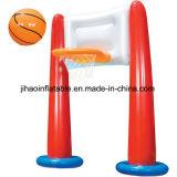 Fucilazione gonfiabile di obiettivo del cerchio di pallacanestro con il funzionamento dell'ammortizzatore ausiliario