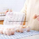 食糧PVCまめのフルーツのパッキング容器ボックスのための明確なプラスチックまめのパッキングクラムシェルボックス