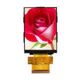 Bildschirmanzeige Fqvga quadratischer TFT LCD der IPS-Farben-1.54-Inch LCD der Uhr-TFT Baugruppen-Bildschirm
