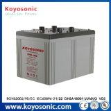 Cer ULsgs-ISO gelatieren Batterie für Batterie der Inverter-Solarbatterie-24V 180 ah