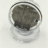 16 Cores RGB LED Controle Remoto IP68 debaixo de lâmpada de luz do vaso