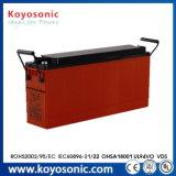 Batería solar del gel de la Sistema Solar de la batería de la batería 2volt 500ah del inversor de la alta calidad 12V 500ah