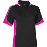 Женщин Custom летом Быстрый сухой спортивных рубашки поло для команды (ELTWPJ-514)