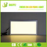 Parpadeo aprobado Ce embutido SMD2835 de la luz del panel de Dimmable LED libremente