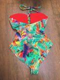 Способ один износ Swim печатание Swimsuit летния отпуска Swimwear части