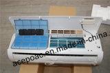 Tipo rachado condicionador de ar 60Hz da parede da eficiência elevada de R410A