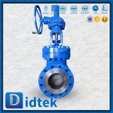 Нормальный вентиль стержня верхнего сбывания Didtek поднимая с шестерней