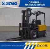 Carrello elevatore elettrico a 4 ruote di XCMG 1.5t con la batteria del carrello elevatore di alta qualità