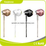 Micとの耳のイヤホーン移動式Headpsetでワイヤーで縛られる熱い販売