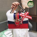 2017년 Desinger 대조 색깔 숙녀 어깨에 매는 가방 유행 최신유행 핸드백 중국제 Sy8580