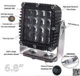 """80W 6.8 """" 기관자전차, 기계장치, 광산 차를 위한 자동 LED 일 빛"""