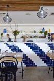 Tesoro azul 4x12 pulgadas/10x30cm brillante de la pared de cerámica esmaltada azulejo Metro baño cocina Decoración