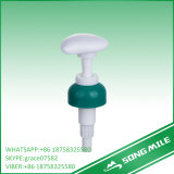 Bomba plástica cosmética do creme do pulverizador para frascos da loção