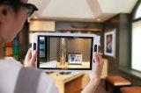Помощь чтения увеличителя Pangoo 10HD Handheld электронная видео- для низкого зрения