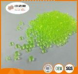 Grânulo rígidos transparentes do PVC