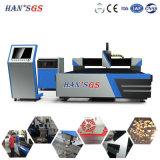 La tagliatrice del laser di alto livello ha prodotto da Hans GS