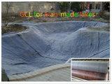 石炭灰のためのGeosyntheticの粘土はさみ金Gcl