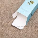Cadres de papier colorés de estampage chauds de logo mini pour le produit de beauté