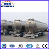 Réservoir de carburant de transport semi-remorque en Gambie