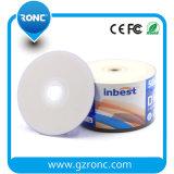 Inkjet Printable DVD-R 4.7GB полной стороны тавра Ronc