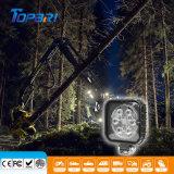 Lámpara del trabajo de la viga 18W LED del desvío de la inundación de la alta calidad 48V