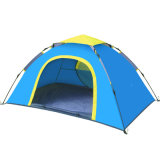 Sunproof Schutzkappen-Freizeit-im Freien bewegliches automatisches kampierendes Zelt mit einlagigem