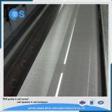 Rete metallica dell'acciaio inossidabile della fabbrica 304L 316L ss del campione libero per il filtro