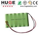 1.2V AA size 1000mAh Nor-mh battery