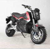 De Elektrische Motorfiets van de hoge snelheid 72V 40ah met de Rem van de Schijf