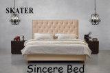 Домашняя американском стиле ткань с одной спальней кровать