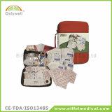 冒険の医学的な緊急事態の屋外の救急箱