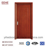 Excellente porte en bois solide insonorisée de panneau de particules