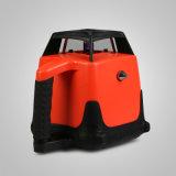 Individu automatique nivelant le niveau rotatoire vert de laser