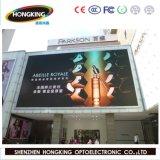 Индикация СИД рекламы полного цвета SMD P10 HD напольная