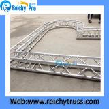 Kreis-und gerader Zapfen-Aluminiumbinder-Systems-Schrauben-Binder-System