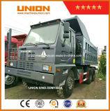 사용된 Sinotruck HOWO에 의하여 사용되는 Rhd LHD 8/4 6/4대의 덤프 트랙터 트럭